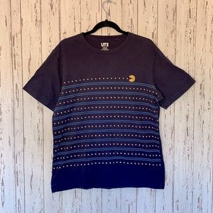 Uniqlo Pac Man Shirt
